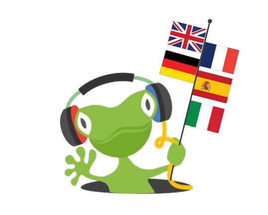 GECO lingue