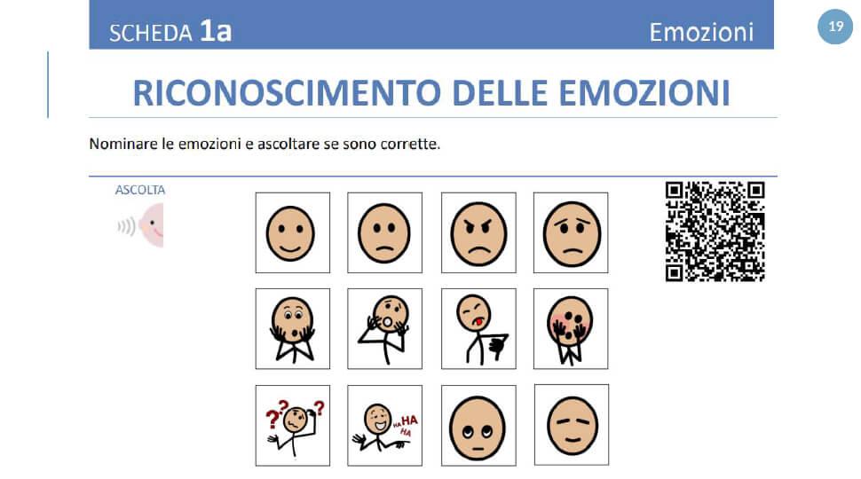Autismo - riconoscimento delle Emozioni